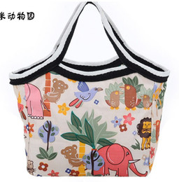 Wholesale mummy bag diaper bag nappy bag