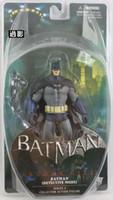 PVC dc - New DC Direct Arkham City Series Batman Detective Mode quot PVC Action Figure Toy Boxed