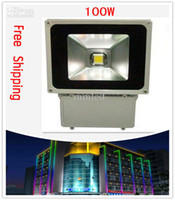 LED 100w led - 100W LED Floodlight h IP67 Cool White Outdoor W Led Flood Light lm AC V degrees