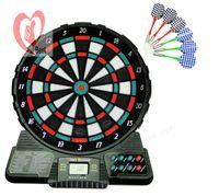 Wholesale 15inch electronic dart board dartboard set Large automatic darts