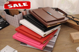 Wholesale For Apple IPad Leather Case Bag Portable Carry Stand Pouch Cover Carry quot Cases Hand Bag colors
