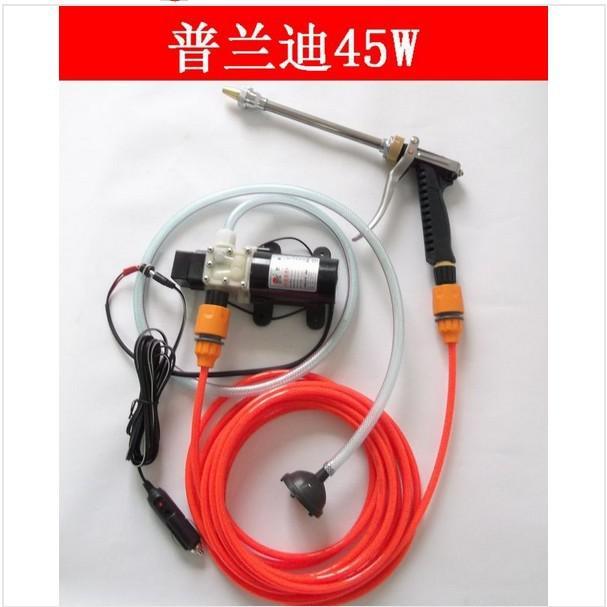 Kit Lavage Voiture : acheter dispositif de lavage de voiture lectrique portable haute pression machine laver la ~ Melissatoandfro.com Idées de Décoration
