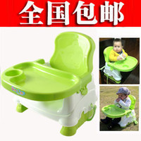 Wholesale Folding portable child dining chair baby dining chair