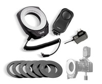Wholesale New MACRO Micro Photo Video RING LED for Canon EOS D D D II D D T4i T5i