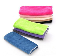 wood furniture kitchen - Multi function washing towel cleaning towel High wood fiber wash cloth Dishcloth Dish towel Rag Duster