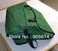 Wholesale Green Accordion bag for Bass soft Gig Case have straps NEW
