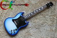 Solid Body 6 Strings Basswood Custom Shop SG Electric Guitar burst OEM Musical instruments HOT Guitars