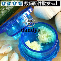 Wholesale Small tools garlic box garlic press garlic device daosuan device m183