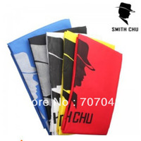 Wholesale SMITH CHU Hair Cut Cutting Salon Stylist Cape Nylon Barber Cloth kind of colors can choose different color can choose