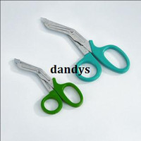 Wholesale Medical bandage scissors tape scissors first aid medical scissors elbow first aid supplies cm