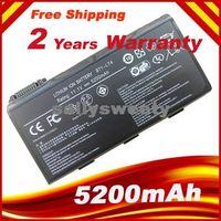 HP laptop msi - Special Price New mah laptop battery For MSI A5000 A6000 A6200 A6203 A6205 A7200 Replace BTY L74 BTY L75