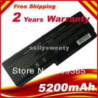 Wholesale 5200mAh Battery For Toshiba Satellite P205 P205D P300 P200 P200D P305 P305D PA3536U BRS PA3536U PA3536U BRS