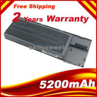 Dell Li-Ion 4 Laptop Battery For Dell Latitude D620 D630 D630c Precision M2300 Latitude D630 UD088 TG226 TD175 PC764 FG442 KD492