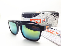 Wholesale Drop shipping Hot Sale SPY OPTIC KEN BLOCK HELM Sunglasses SPYOPTIC Outdoor Cycling Sun Glasses Come With Box
