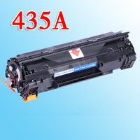 Wholesale 435A CB435A Laser Toner Cartridge compatible for HP MFP1005 P1006 freeshipping