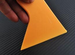 Wholesale Auto Paster Tool Sticker High Temperature Resistant Hand Scraper Wear resistant Remove Air Bubbles