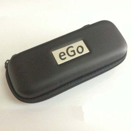 Wholesale 2016 HOT Good quality ego bag colors ego carrying case ecig case with ego logo different size for options shipping free