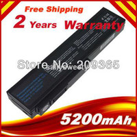 Wholesale High quality Cell Laptop battery for Asus N61 N61J N61Jq N61V N61Vg N61Vn A32 N61 N61Ja N43JQ N53S black