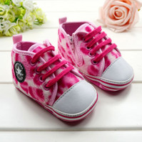 Wholesale children girls cute Pink Leopard baby sandals baby shoes toddler shoes pair dandys