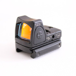 Wholesale Drss Hot Sale Tactical Trijicon Red Dot Scope With Switch