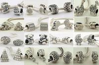 cheap pandora bracelet beads - 10 off Fit Chamilia Pandora charms Bracelets Silver beads bead beads jewelry beads cheap beads fashion jewelry