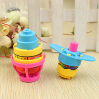 Wholesale Yiwu night market stall supply new children s toys fun card installed oval Shines the top