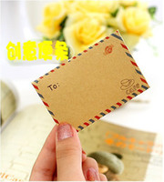 antique planner - Freeshipping New Creative Antique Romantic Envelop Note Paper Pad Note Pads Memo Memo Pads Writing s