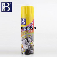 upholstery leather - Auto upholstery multifunctional universal foam cleanser cleaner genuine leather cleaner ml