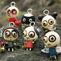 Gift Toy novelty gifts and toys - HOT SALE Lovely Forest Ghost Series MINI Dolls Phone Accessories Novelty Toys and Gifts SL002