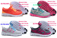 Wholesale NK free run women s athletic sports sneakers FREE RUN ladies fashion running shoes come with logo