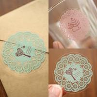 Wholesale Fresh f477 small circle lace sealing paste