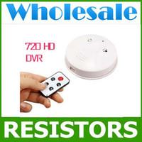 Wholesale lots20 SPY Dvr SMOKE DETECTOR Surveillance hidden camera NANNY CAM security
