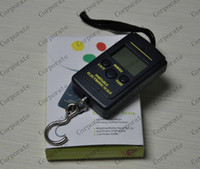 Wholesale DK2321 hot sale g Kg Digital Hanging Luggage Fishing Balance Pocket Weight Scale