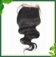 World Cheapest Virgin Brazilian Hair Lace Closure Body Wave ...