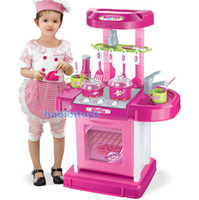 Wholesale Vintage Classic Baby Child Hobbies Pretend Play Toys Kitchen Set Gift