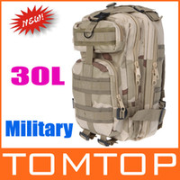 Wholesale 30L Outdoor Sports bag Tactical Military p Backpack Molle Rucksacks for Camping Hiking H9388SA1