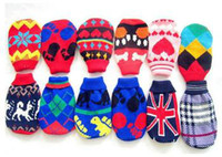 Wholesale pet sweater costumes for dogs pet dog s sweater clothes