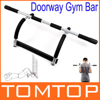 Wholesale Home Door way indoor multi function Doorway Gym Bar Fitness Equipment Chin up Workout H9462