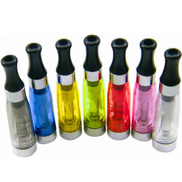 Wholesale EGO CE4 Clearomizer ml Common Atomizer Cartomizer for eGo T eGo C eGo W and E cigarette