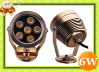 6W LED IP65 6W LED Flood Light Floodlight AC85-265V 12V LED Garden landscape Yard IP65 Led Projection outdoor lamp Led outdoor street lamp