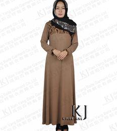 Wholesale 90 KJ Muslim robe skirt Dubai Islamic Muslim Arab Middle East exports female robe