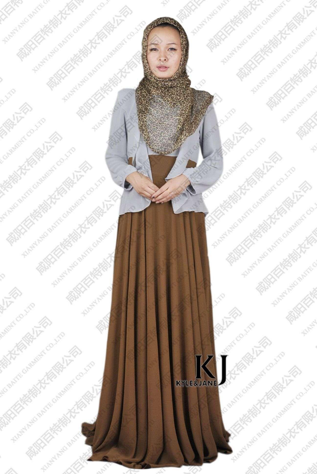 Muslim Women Fashion - Fashion Week 2015