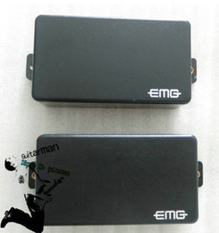 Wholesale EMG active pickups For closed type electric guitar pickups power