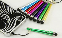 Wholesale For ipad ipad2 ipad3 Baseball Stylus pen touch pen Ipad Pen For Capacitive Touch Screen colors for choose