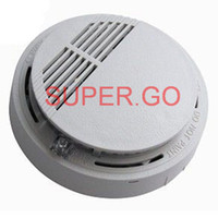 Cheap Wireless Fire Smoke Detector For Our Security Burglar Alarm Home System 433mhz