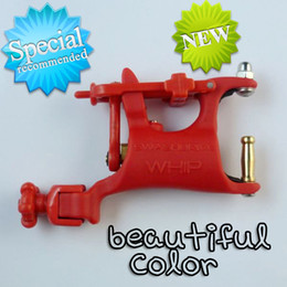 Wholesale Unbelievable OFF SWASHDRIVE WHIP ROTARY TATTOO MACHINE ADJUSTABLE Red