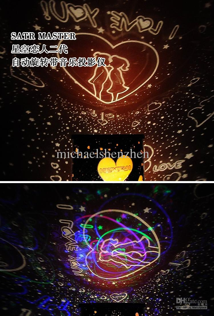 Star master projector lamp - 2017 Led Star Master Light Star Projector Gifts Led Lamp Night Light Lover Star Master Led Toy Black From Michaelshenzhen 213 13 Dhgate Com