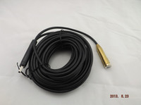 pipe drain - 10m USB Cable Waterproof Drain Pipe Plumb Inspection Snake LED Colour Camera S019