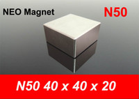 Wholesale Strong Neodymium magnet N50 x x mm