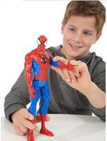 Wholesale The Amazing Spider Man Three inch Action Figures Toy Spiderman PVC Figure Doll